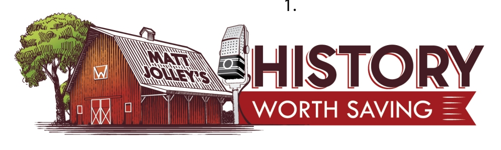 History Worth Saving logo